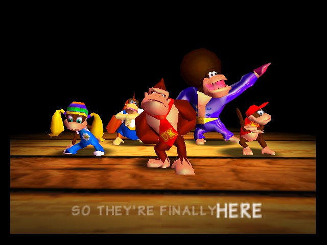 Donkey Kong 64 - FUNKY CHUNKY - User Screenshot